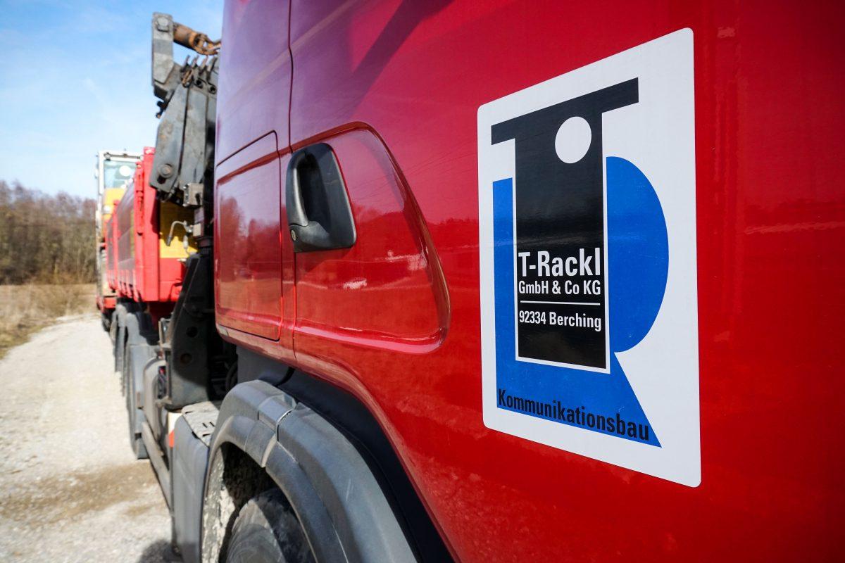 T-Rackl | Bauarbeiten 1