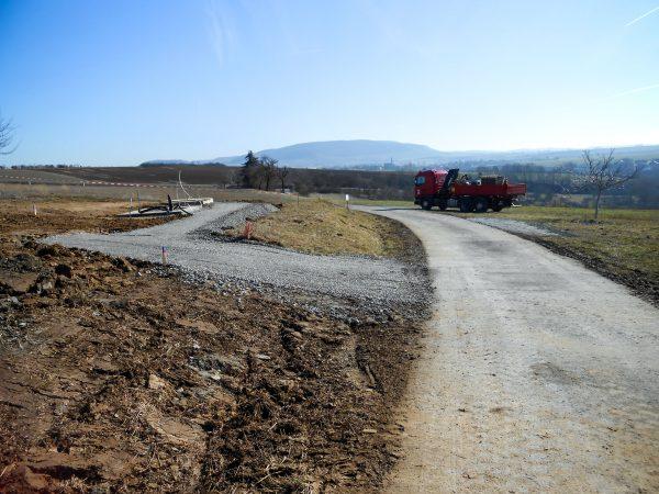 T-Rackl | Bauarbeiten 2